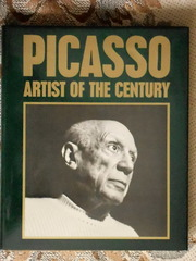 Альбом PICASSO ARTIST OF THE CENTURY