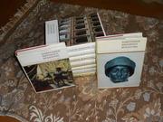 Серия: Памятники мирового искусства (комплект из 9 книг).